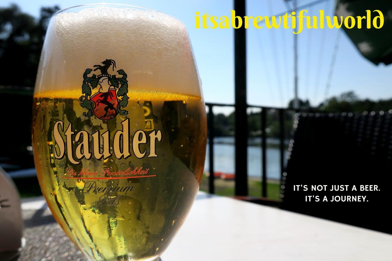 Beer & Bike:  Essen –Duisburg
