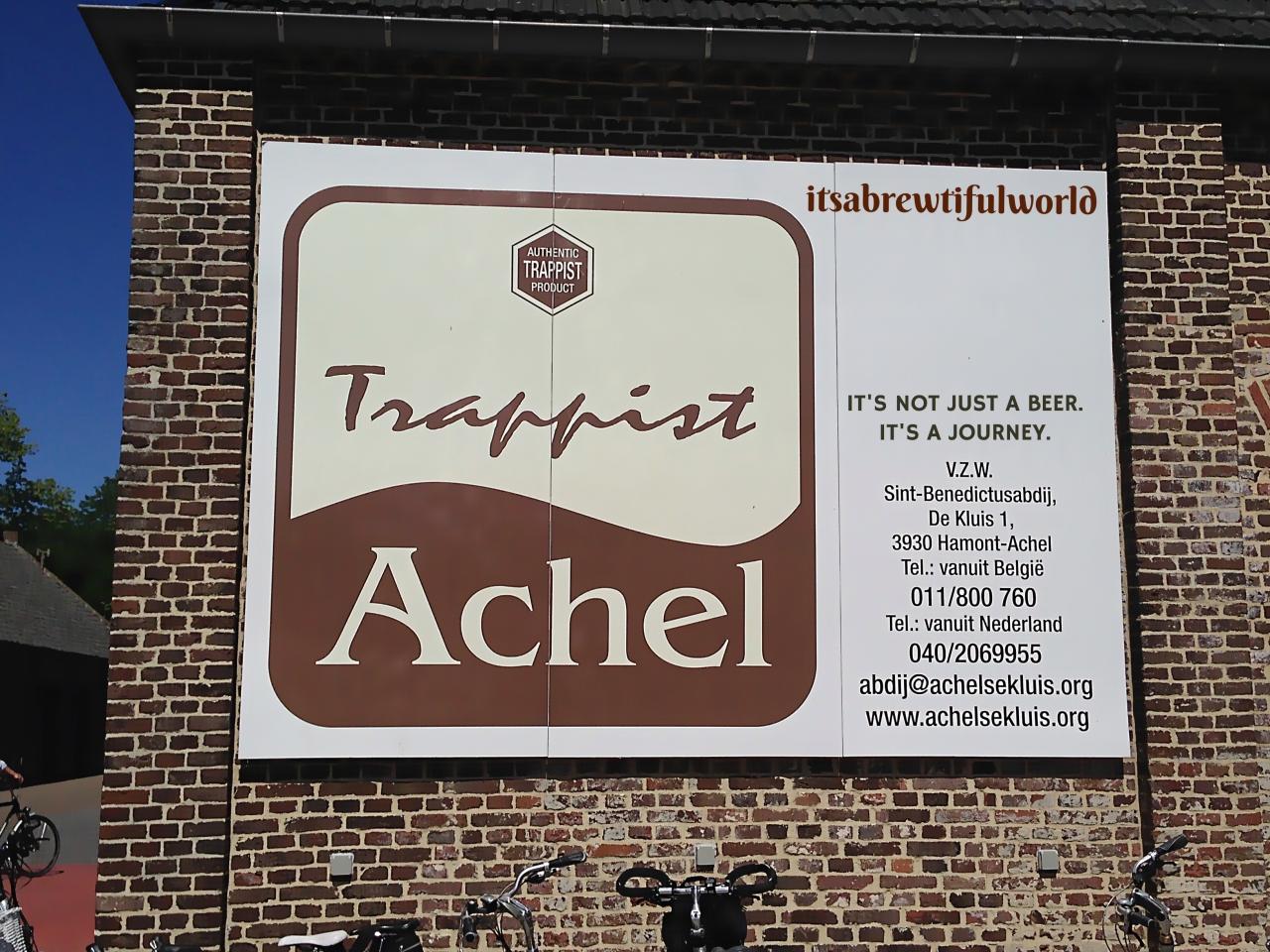Beer & Bike: TrappistAchel