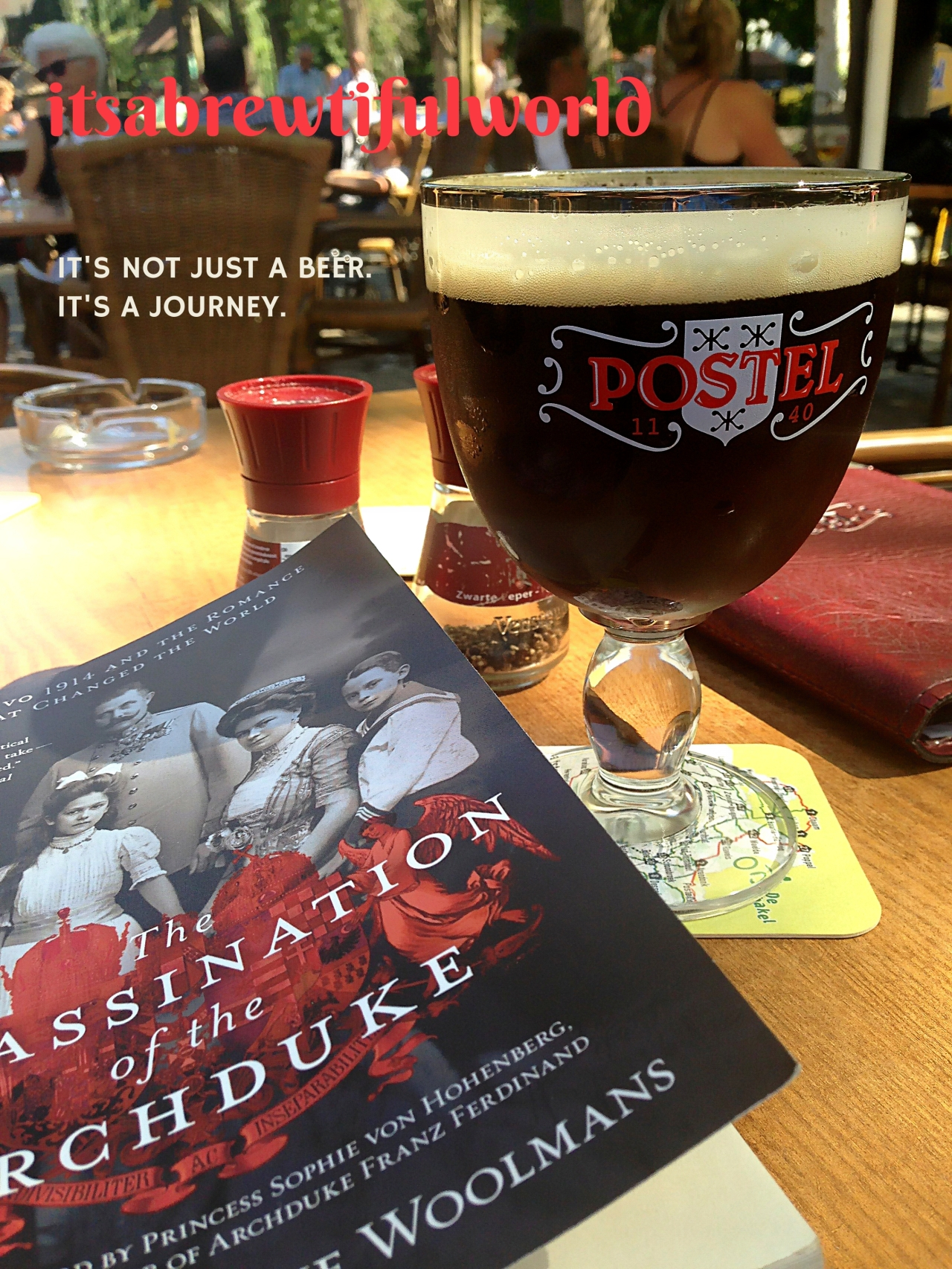Beer & Bike:  Postel &Corsendonk