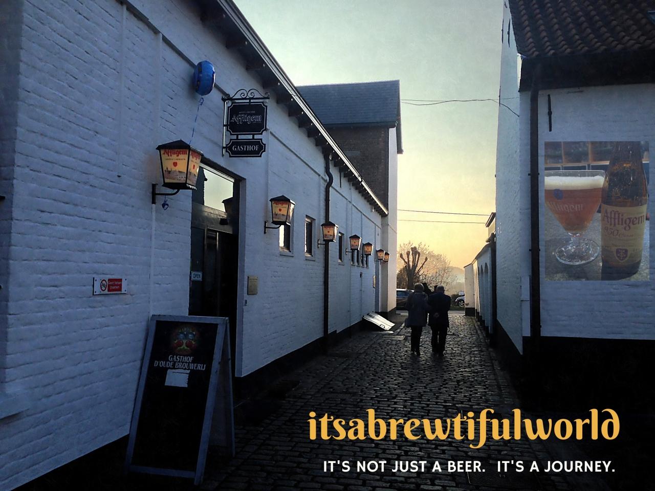 Beer & Bike:  Aalst Carnaval andAffligem