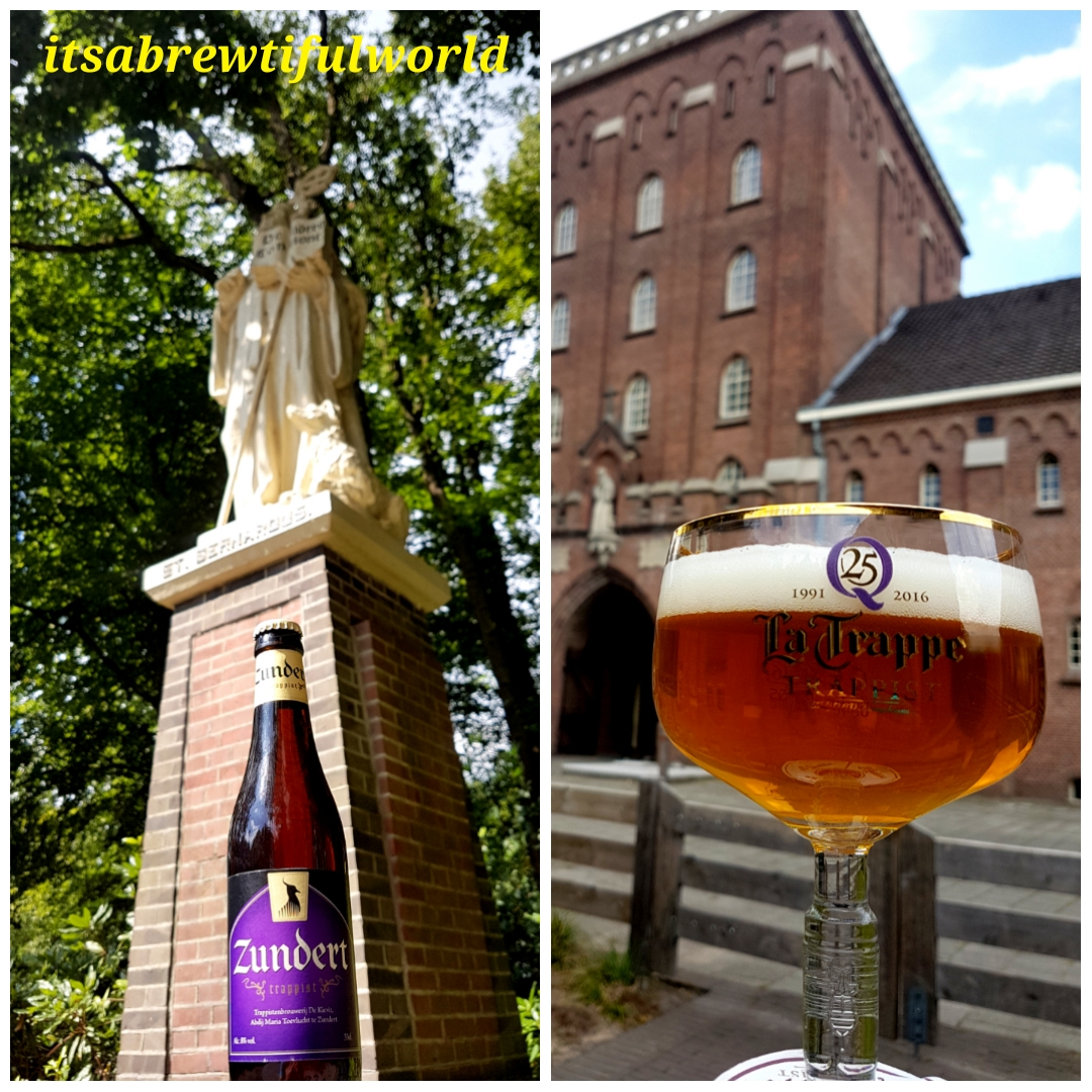 Beer & Bike:  The Two Dutch Trappists