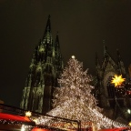 Weihnachtsmarkt: Cologne, Germany