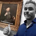 Drunken Masterpieces:  Philadelphia Museum of Art
