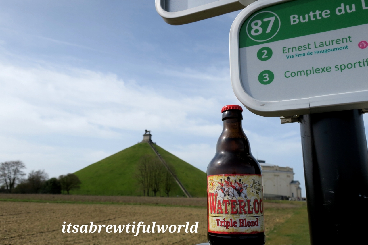 Beer & Bike:  Waterloo & Villers-la-Ville