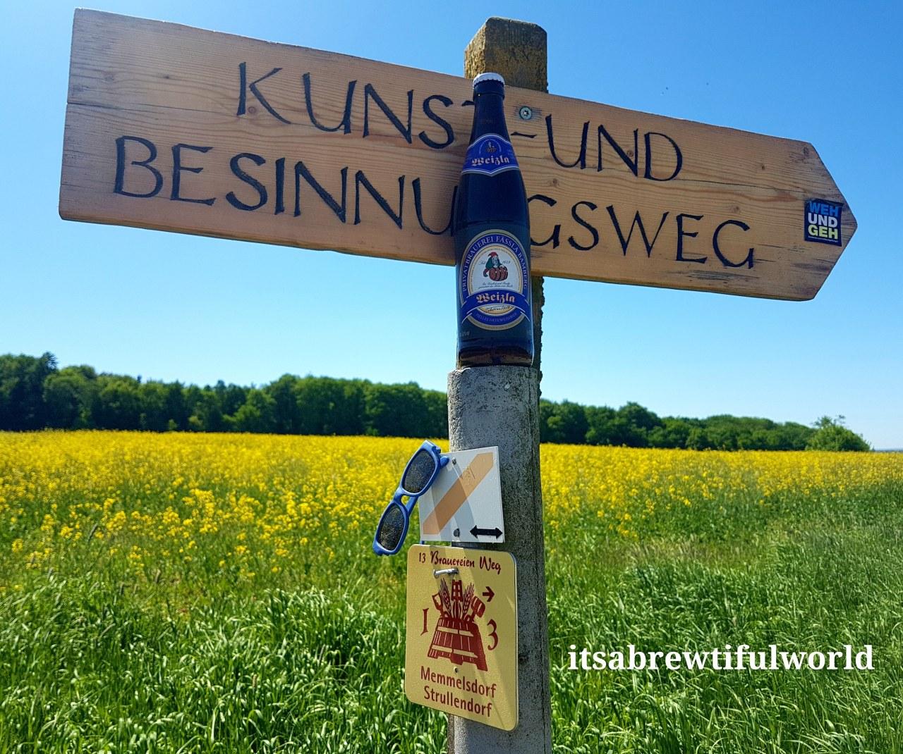 Beer & Bike:  Bamberg BrauereienWeg