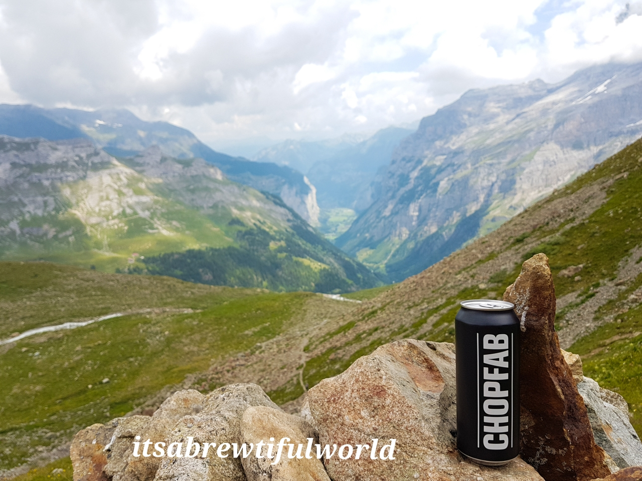 Stechelberg – Schmadrihütte –Oberhornsee