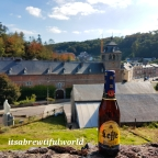 Beer & Bike:  Maredsous and Leffe