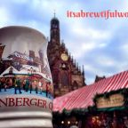 German Christmas Market Hopping Pt 2: Nuremberg