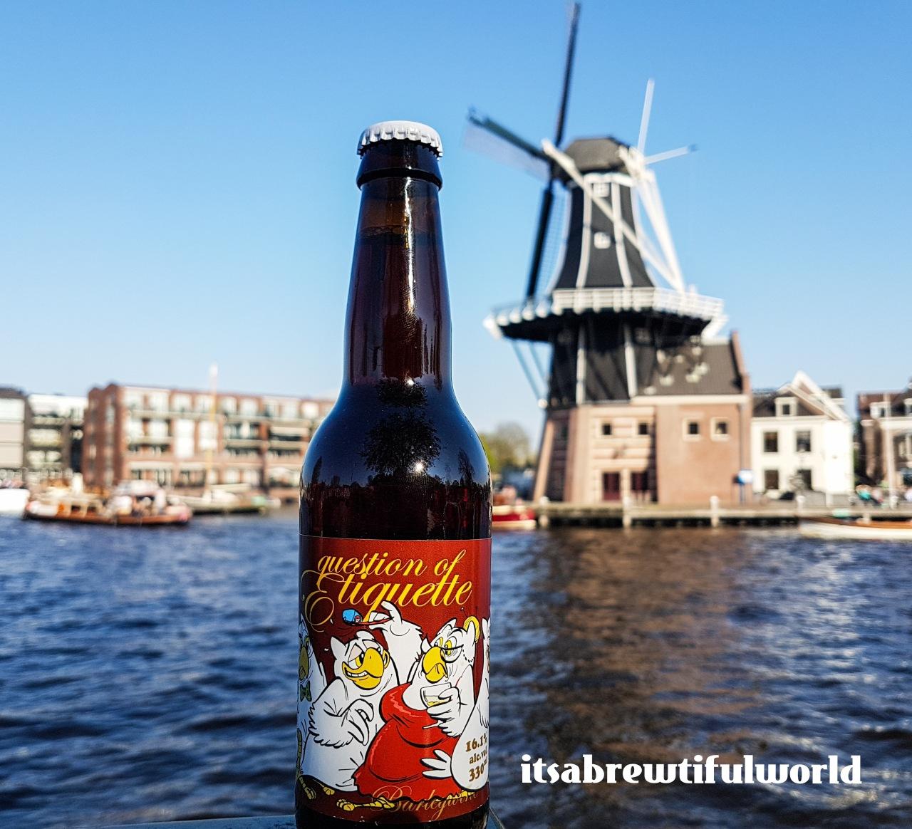 Beer & Bike:  Frans Hals – Jopen – HetUiltje