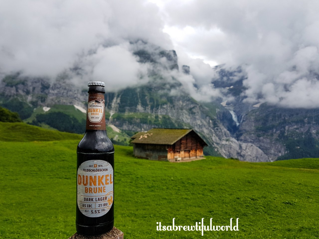 Grindelwald – Grosse Scheidegg Loop (or how I chickened out on the Glecksteinhütte)