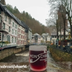 Christmas & War in the Eifel:  Monschau & Bad Münstereifel