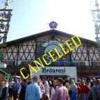 Lockdown Rant: Oktoberfest 2020 is NOT ON