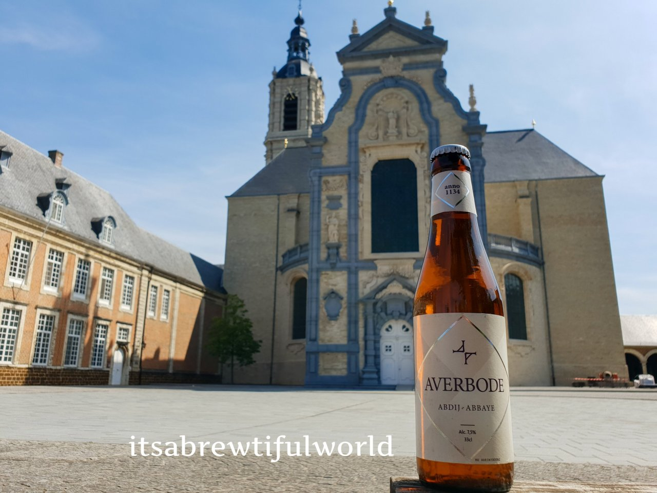 Hike the Brewtifulworld:  Abdij van Averbode