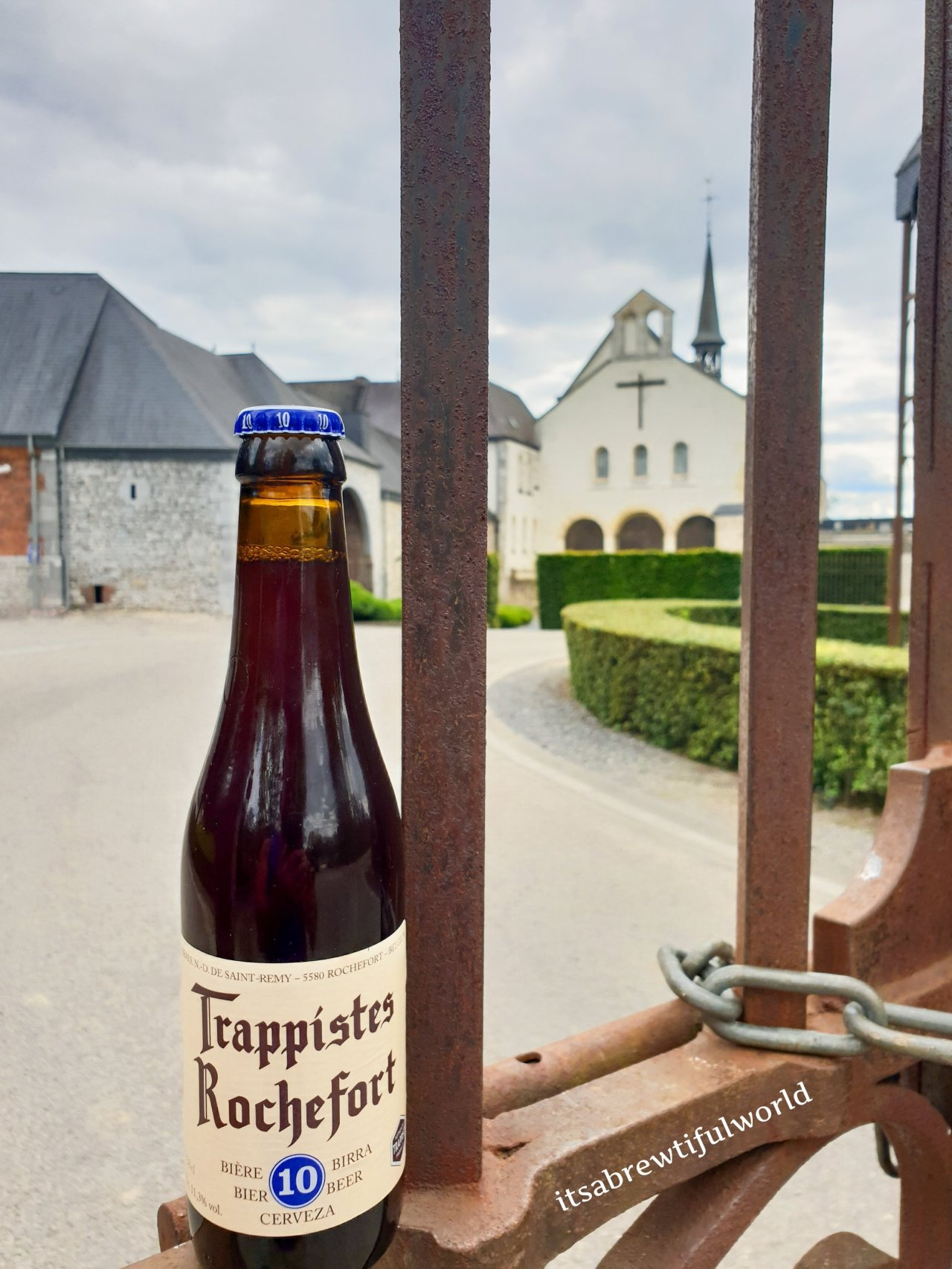 Hike the Brewtifulworld: Rochefort