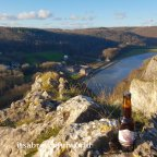 Beer & Hike:  Brasserie Caracole