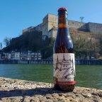 Beer & Hike:  Huy and Le Cabane des Brasseurs