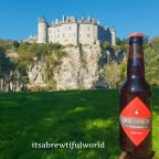 In Brief:  Chateau de Walzin Hike from Dinant